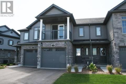 Townhouse for sale at 38 Netherwood Rd Kitchener Ontario - MLS: 30726261