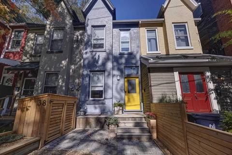 Townhouse for sale at 38 Noble St Toronto Ontario - MLS: W4608556