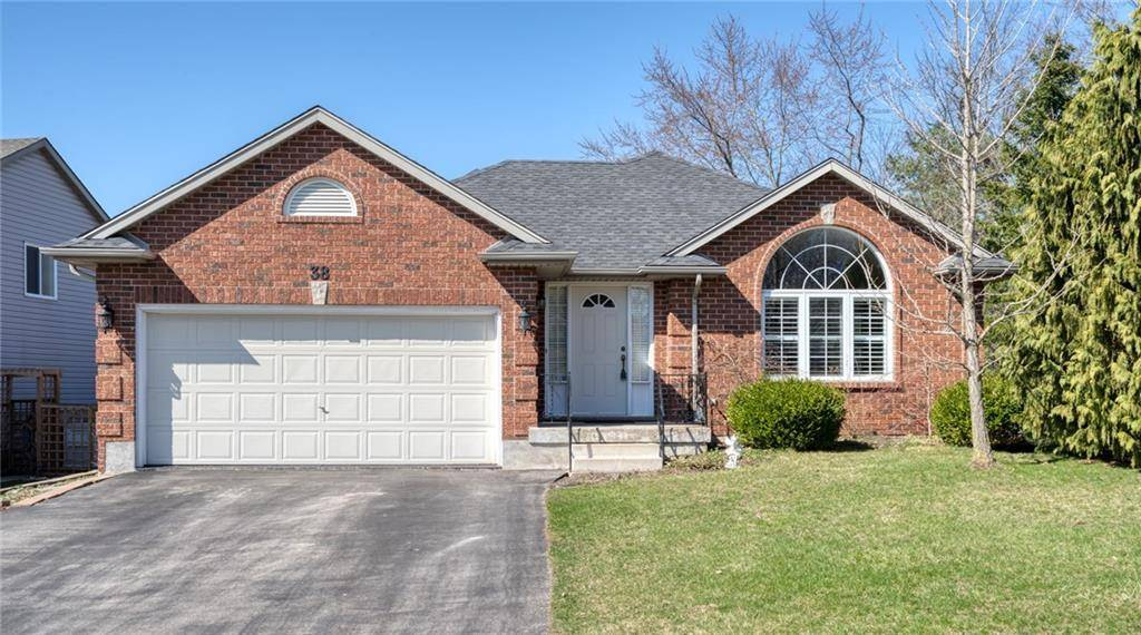 House for sale at 38 Oakridge Blvd Fonthill Ontario - MLS: 30799480