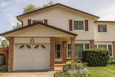 Townhouse for sale at 38 Orsett St Oakville Ontario - MLS: W4771434