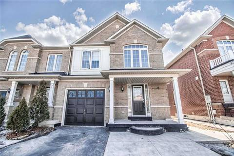 Townhouse for sale at 38 Panama Pl Brampton Ontario - MLS: W4388906