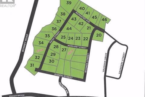 Residential property for sale at 38 Patsy St Nauwigewauk New Brunswick - MLS: SJ175627