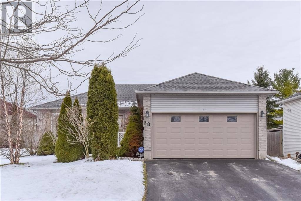 House for sale at 38 Pebble Beach Ct Woodstock Ontario - MLS: 30788484