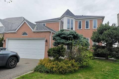 House for rent at 38 Pennington Pl Brampton Ontario - MLS: W4461997
