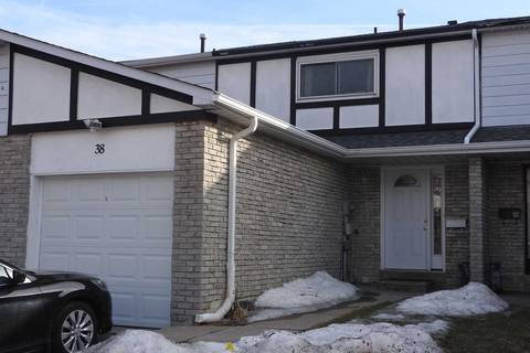 Townhouse for sale at 38 Quantrell Tr Toronto Ontario - MLS: E4407364