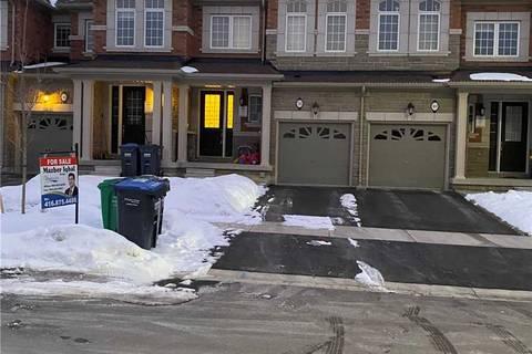 Townhouse for sale at 38 Rangemore Rd Brampton Ontario - MLS: W4692867