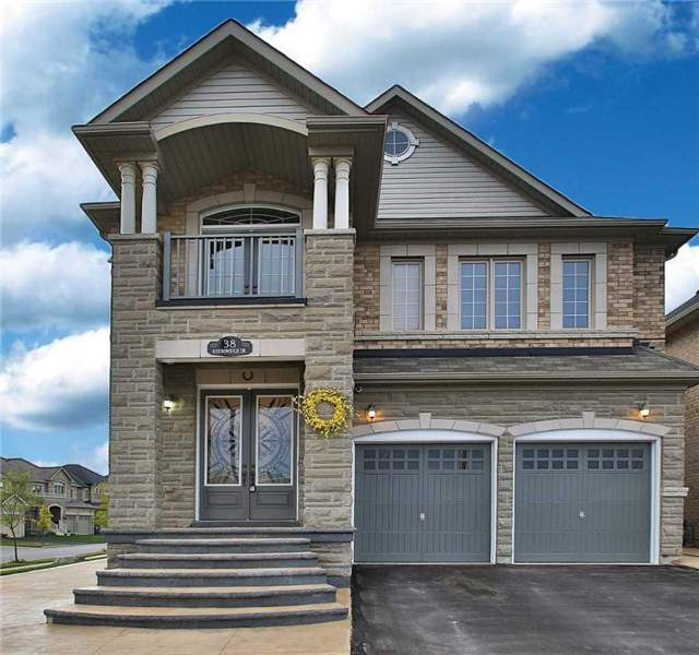 Sold: 38 Riseborough Drive, Brampton, ON