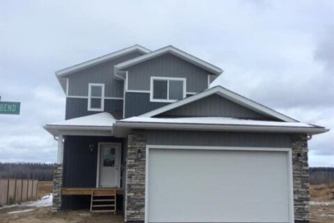 House for sale at 38 Riverdale Bend Whitecourt Alberta - MLS: A1027156