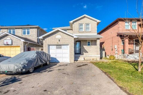 House for sale at 38 Rodwell Ct Brampton Ontario - MLS: W5002361
