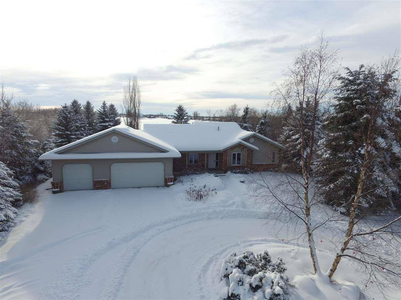 House for sale at 38 Rosenthal Wy Rural Parkland County Alberta - MLS: E4173421