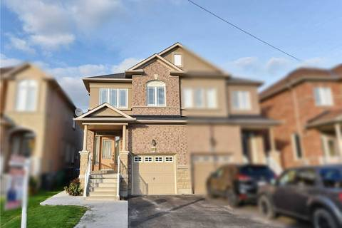 Townhouse for sale at 38 Saint Grace Ct Brampton Ontario - MLS: W4575977