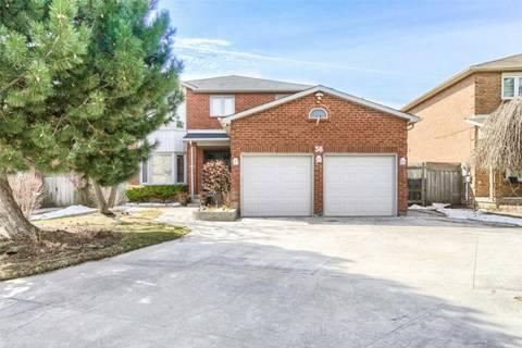 House for sale at 38 Settler Ct Brampton Ontario - MLS: W4716151
