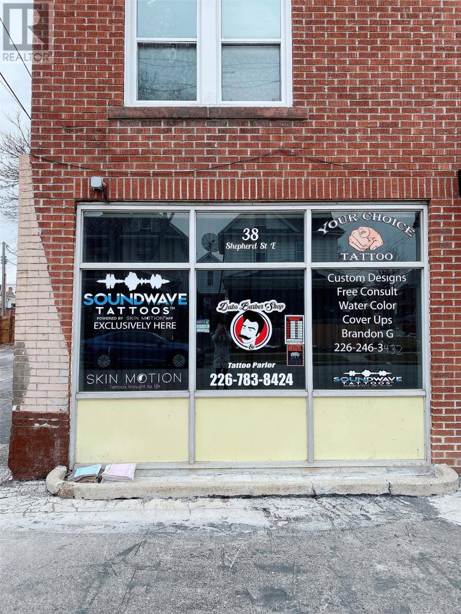 Commercial property for lease at 38 Shepherd  Windsor Ontario - MLS: 20001203