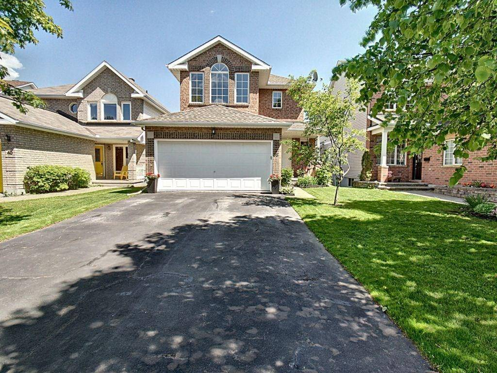 House for sale at 38 Sherring Cres Kanata Ontario - MLS: 1166306