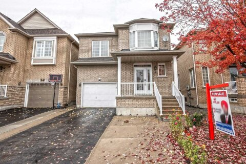 House for sale at 38 Sled Dog Rd Brampton Ontario - MLS: W4964443