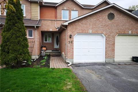 Townhouse for sale at 38 Southport Dr Ottawa Ontario - MLS: 1152530