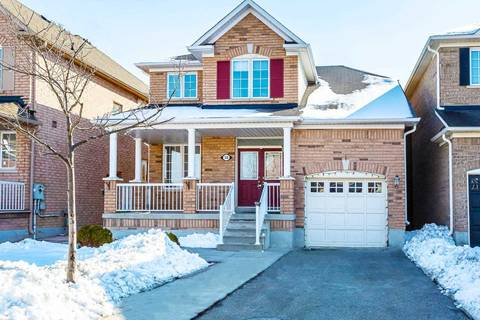 House for sale at 38 Spotted Owl Cres Brampton Ontario - MLS: W4693318