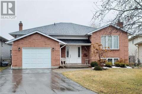 House for sale at 38 Springbrook Cres Belleville Ontario - MLS: 253493
