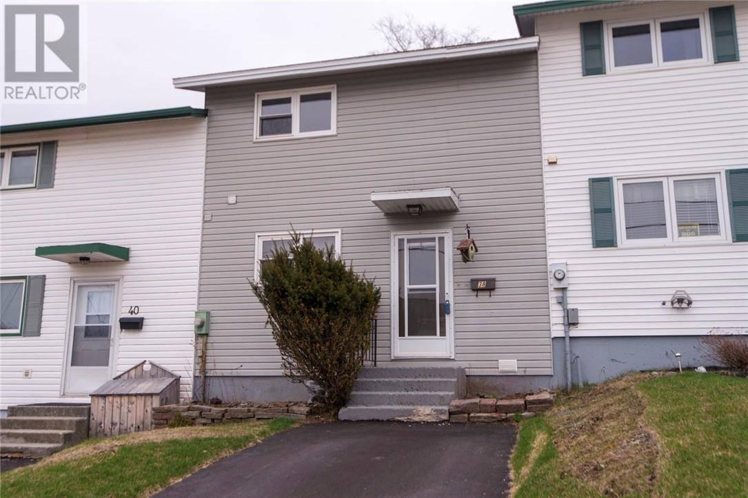 House for sale at 38 St. Anne St Saint John New Brunswick - MLS: NB022693