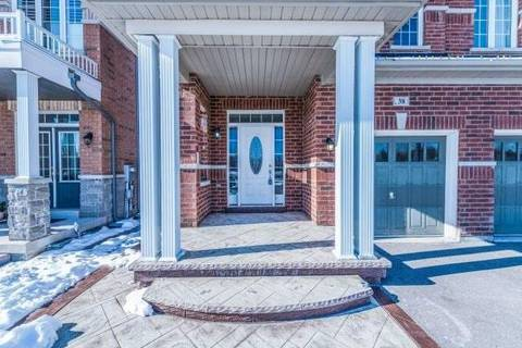 Townhouse for sale at 38 Stargazer Cres Markham Ontario - MLS: N4639193