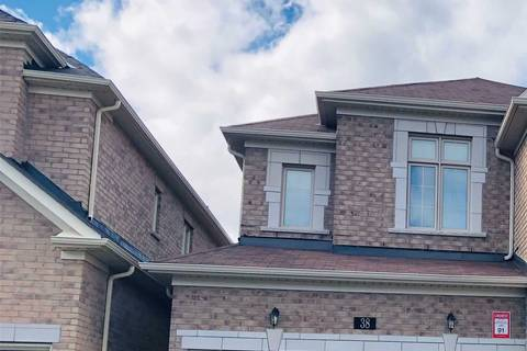 House for rent at 38 Starkweather St Aurora Ontario - MLS: N4600028