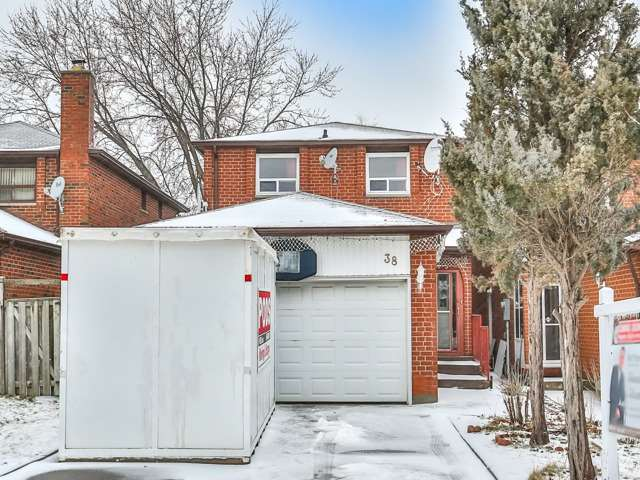 For Sale: 38 Tangmere Crescent, Markham, ON | 3 Bed, 4 Bath Home for $799,000. See 20 photos!