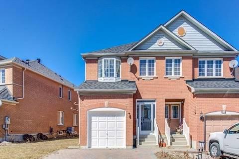 Townhouse for sale at 38 Tara Cres Markham Ontario - MLS: N4391727