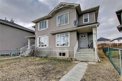 Townhouse for sale at 38 Taralea By Northeast Calgary Alberta - MLS: C4293943