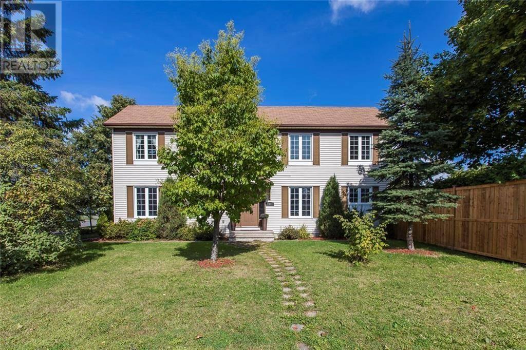 House for sale at 38 Tartan Dr Ottawa Ontario - MLS: 1169200