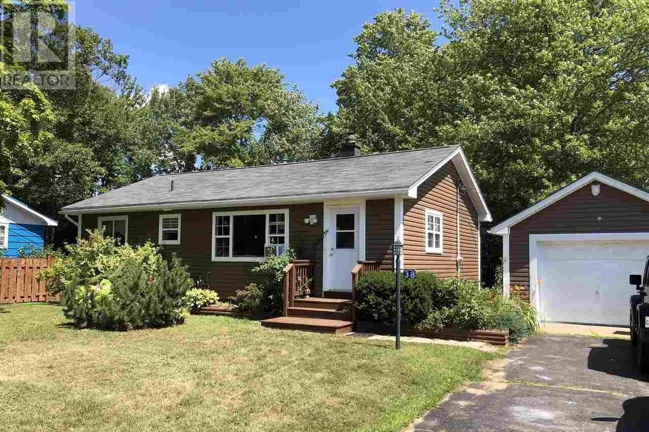 House for sale at 38 Taylor Dr Middleton Nova Scotia - MLS: 202008908