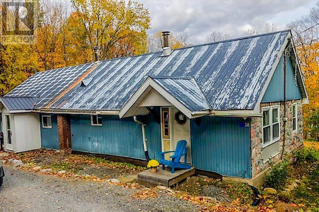 House for sale at 38 Townline Rd West Huntsville Ontario - MLS: 40034113