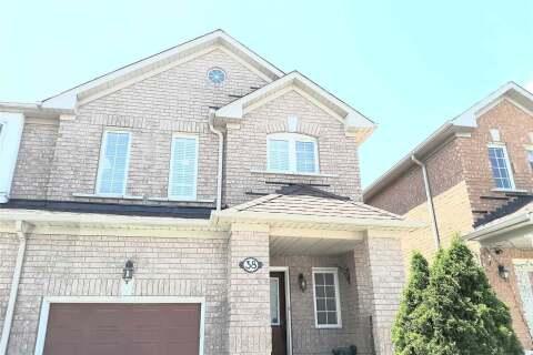 Townhouse for sale at 38 Treasure Dr Brampton Ontario - MLS: W4811495