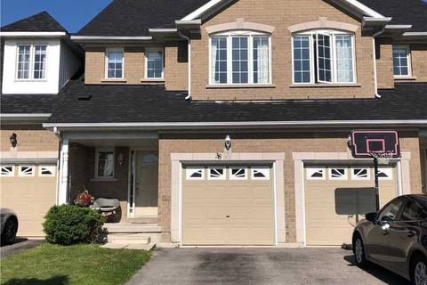Townhouse for sale at 38 Treen Cres Whitby Ontario - MLS: E4544388