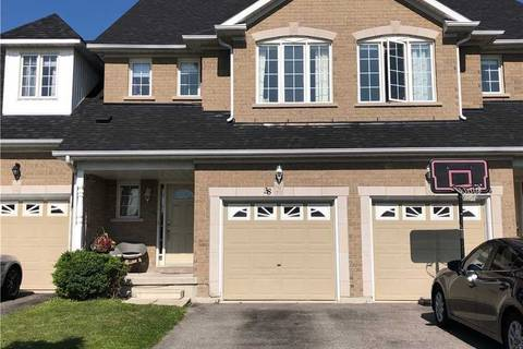 Townhouse for sale at 38 Treen Cres Whitby Ontario - MLS: E4556430