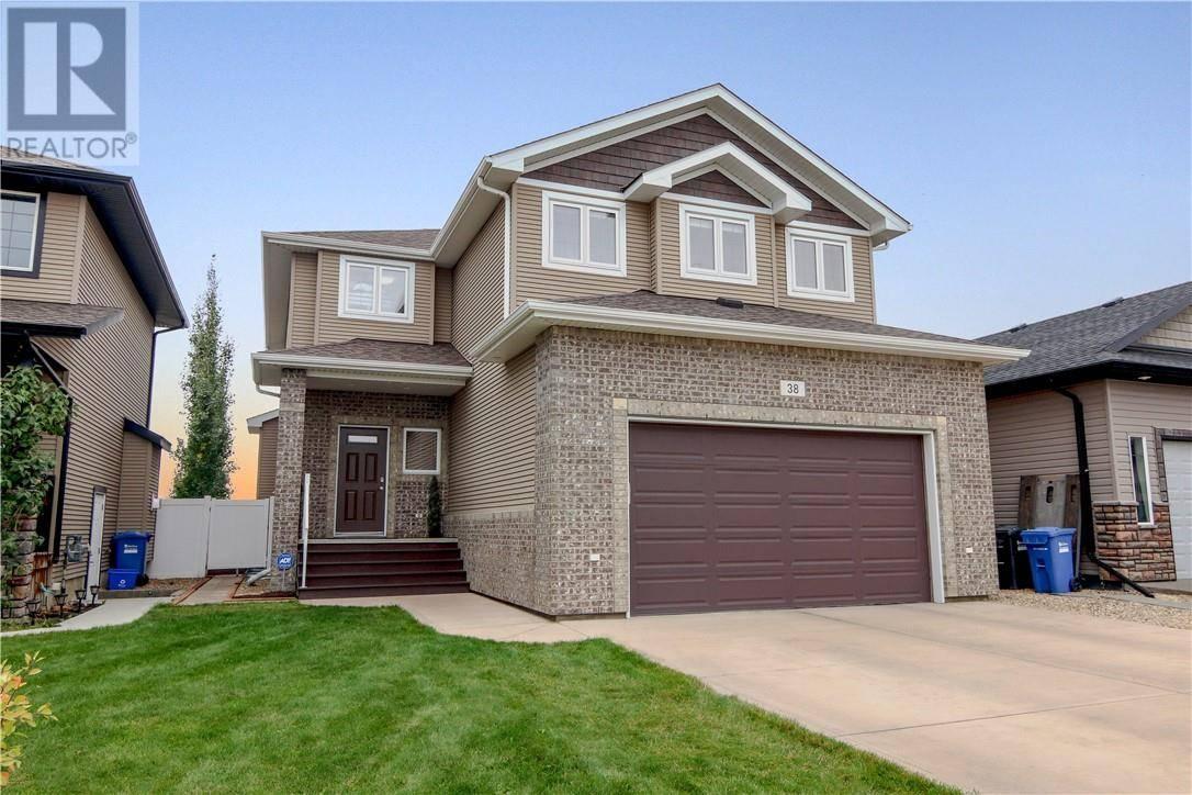 House for sale at 38 Turner Cres Red Deer Alberta - MLS: ca0183523