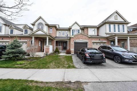 Townhouse for sale at 38 Van Fleet Terr Milton Ontario - MLS: W4750695
