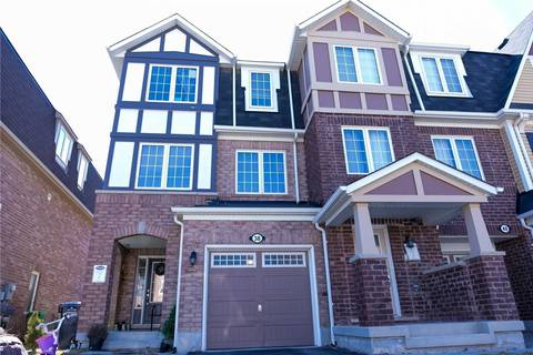 Townhouse for sale at 38 Vanhorne Clse Brampton Ontario - MLS: W4422262