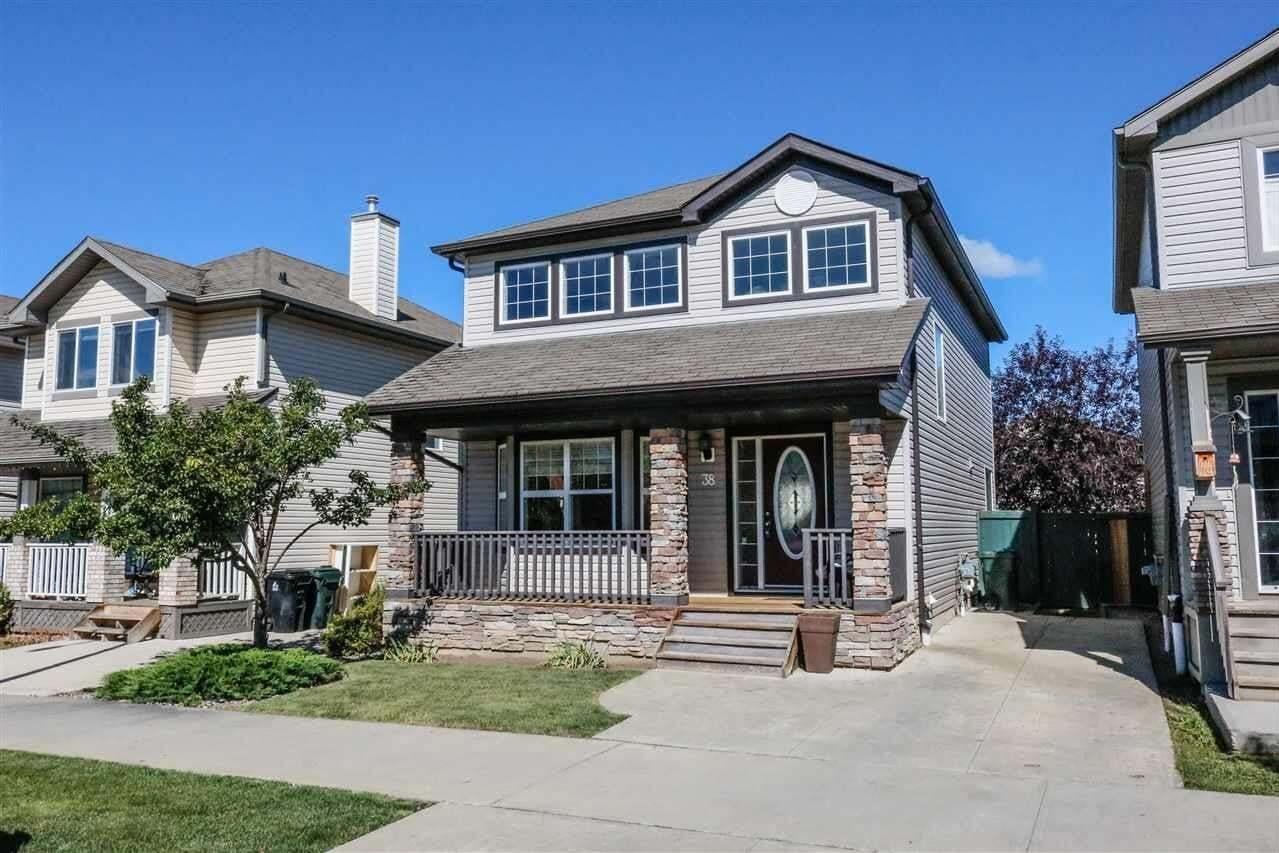 House for sale at 38 Vaughn Av Spruce Grove Alberta - MLS: E4212221
