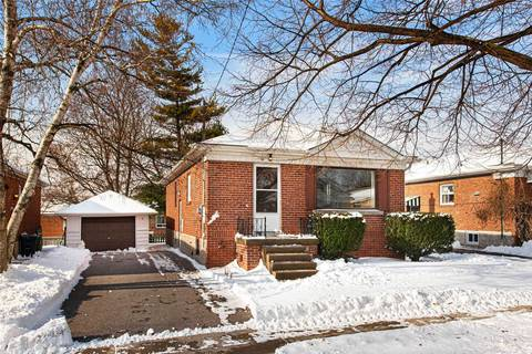 House for sale at 38 Vauxhall Dr Toronto Ontario - MLS: E4674350