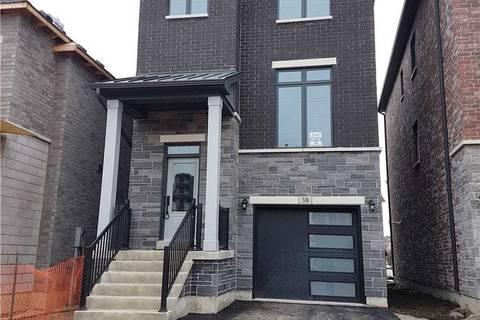 House for sale at 38 Velia Ct Vaughan Ontario - MLS: N4642401