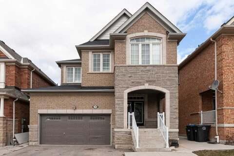 House for sale at 38 Wardsville Dr Brampton Ontario - MLS: W4828304