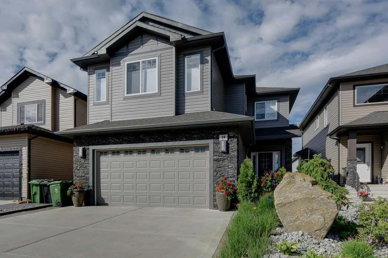 House for sale at 38 Wembley Cr Fort Saskatchewan Alberta - MLS: E4202611