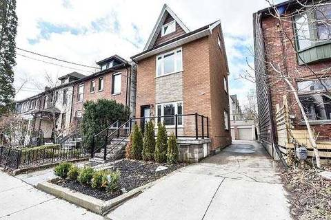 House for sale at 38 West Ave Toronto Ontario - MLS: E4410549