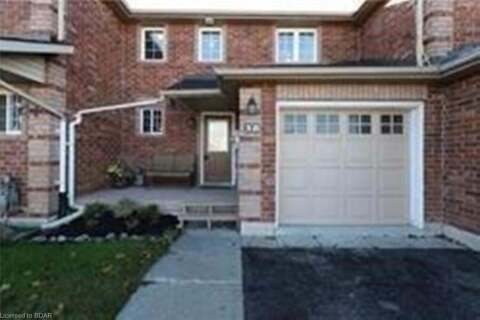 Townhouse for sale at 38 Weymouth Rd Barrie Ontario - MLS: 30804207