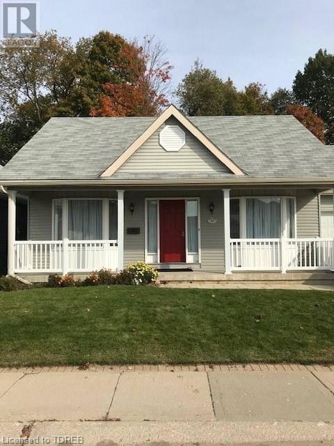House for sale at 38 Wilkins Cres Tillsonburg Ontario - MLS: 224166
