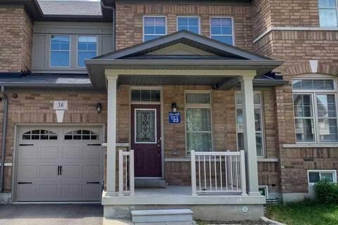 Townhouse for rent at 38 William Berczy Blvd Markham Ontario - MLS: N4484177