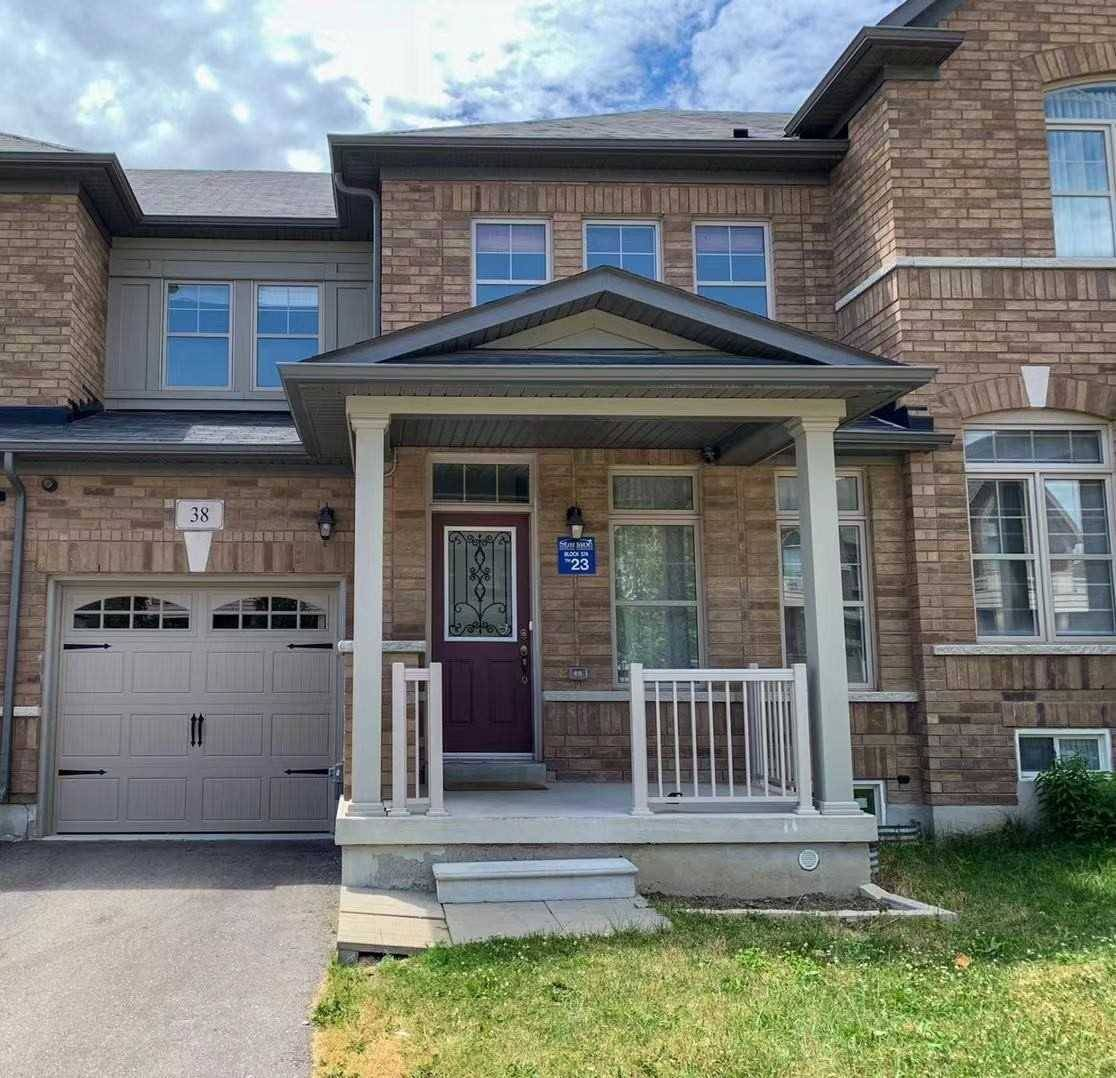 Townhouse for rent at 38 William Berczy Blvd Markham Ontario - MLS: N4484177