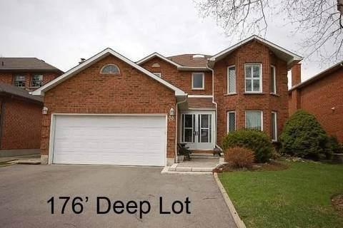 House for sale at 38 William Stephenson Dr Whitby Ontario - MLS: E4442380