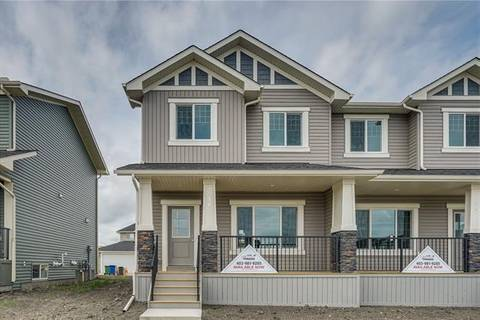 Townhouse for sale at 38 Willow Mews  Cochrane Alberta - MLS: C4275434