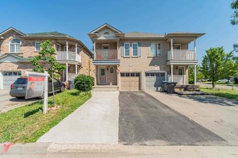 Townhouse for sale at 38 Wilmont Ct Brampton Ontario - MLS: W4800792